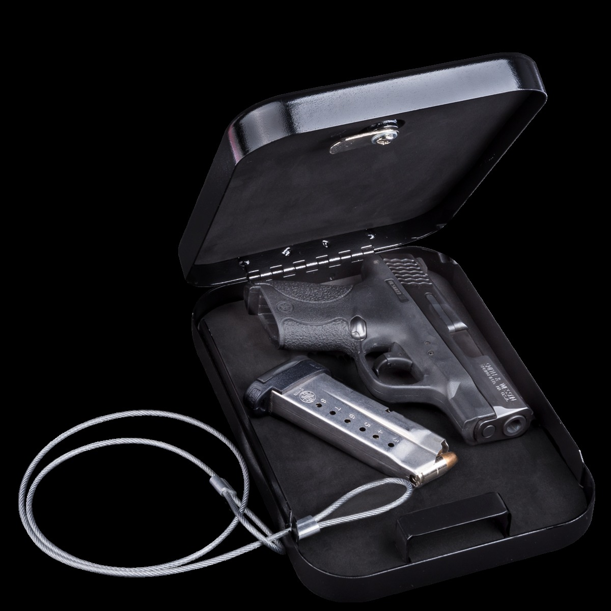 Buy Best Small Gun Safes for your Handguns by Rhino Metals, Inc.