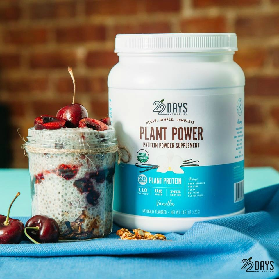 Shop Best Tasting Vegan Protein Powders & Plant-Based Supplements